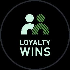 Loyalty Wins
